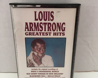 Cassette - Louis Armstrong Greatest Hits