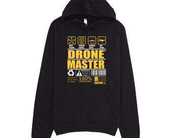 Drone Enthusiast Hoodie - Drone Master