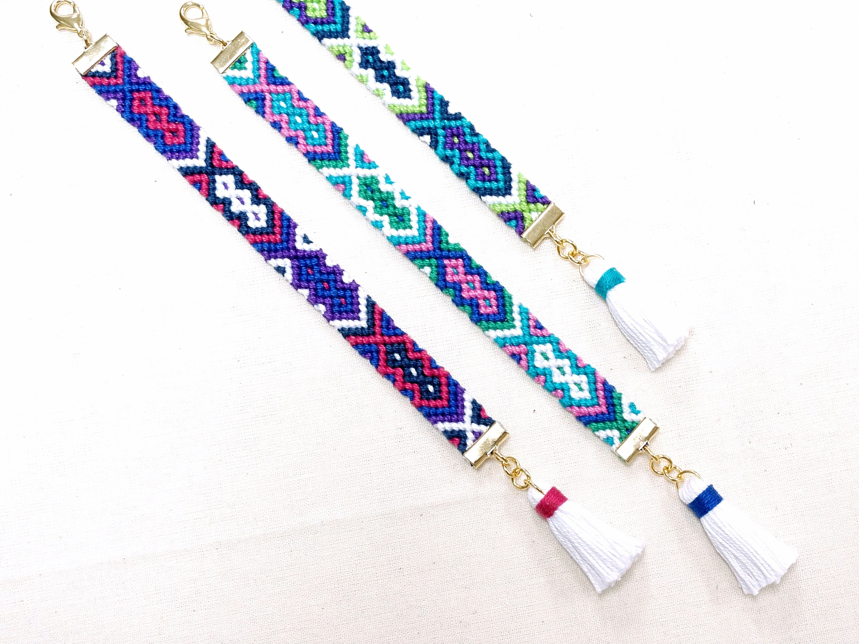 sister luck hand diamond yunnan boat rope for charm bracelets colorful knot uk deagon folk of product handmade fate bracelet style festival year charms