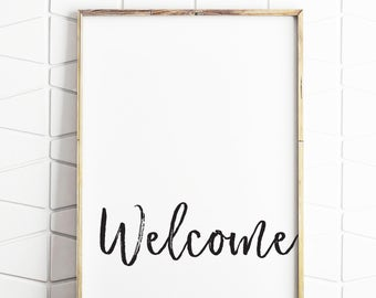 welcome decor, welcome sign, welcome download, welcome home art, welcome home decor, welcome signs, welcome poster