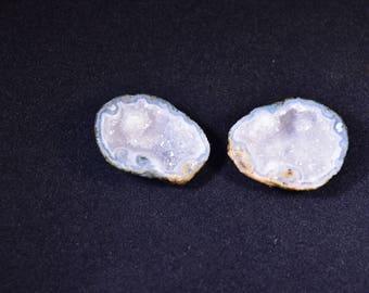 Tabasco Geode, Matching Pair