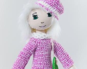 Handmade doll - KALA