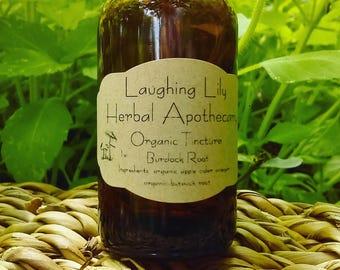 Organic Burdock Tincture 1/2oz