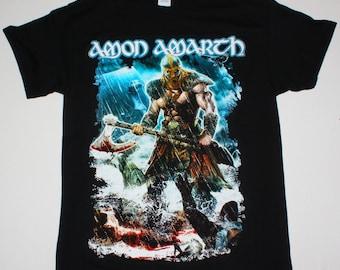 Amon Amarth Jomsviking black t shirt