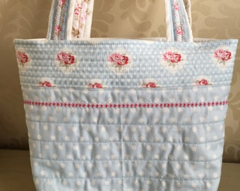 Tote bag, quilted bag, gift bag