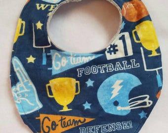 Sports infant bib