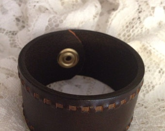Upcycled  Cuff Bracelet