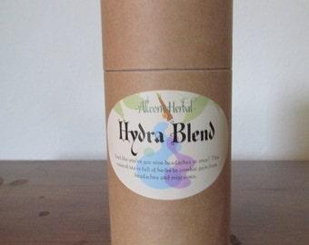 "Headache and Migraine Herbal Tea - ""Hydra Blend"""