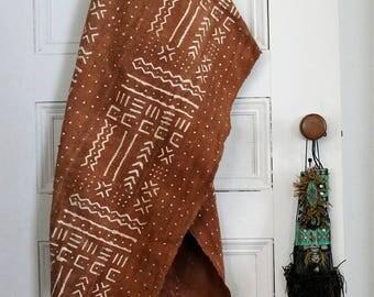 Vintage African Mudcloth