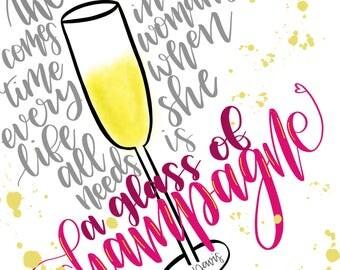 Champagne - Bette Davis