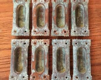Pocket Door Handles from Belleview Biltmore Hotel