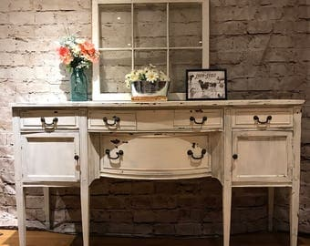 Gorgeous antique buffet/sideboard
