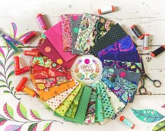 Custom for Barbara Slow & Steady by Tula Pink Half Yard Bundle