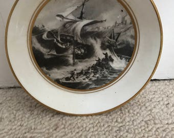 Royal Worcester Fine Bone China Plate