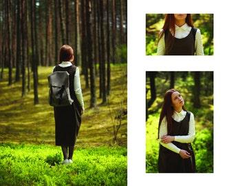 GILE apron dress