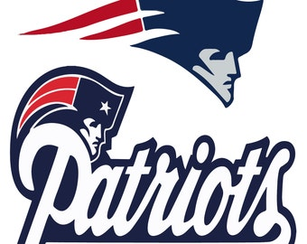 Clip Art New England Patriots Clipart new england patriots etsy svg digital logo eps dxf png
