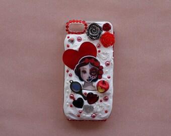 iPhone 5c Snow White Case