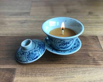 Oriental Teacup Candle