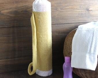 Knitting - Knit yoga mat bag mat bag - yoga mat yoga mat bag - bag