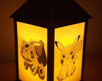 Pokemon Lantern