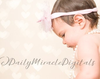 INSTANT DOWNLOAD Heart overlays and backdrops high resolution stock image