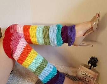 Leg warmers or leggings