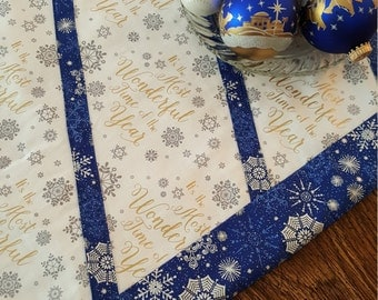 Most Wonderful Time of Year Table Runner