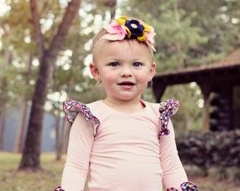 Sapphire Layering Tee Baby PDF Pattern - Shirt Pattern - Layering Tee PDF Pattern - Baby Pattern - Baby Girl Top Pattern - Girls Pattern
