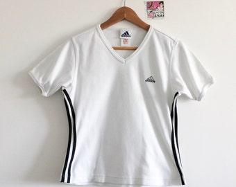 Vintage adidas t shirt. Size S. U.K. size 8.
