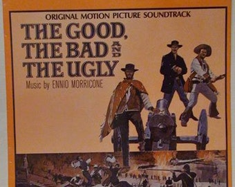 the Good the Bad and the Ugly lp