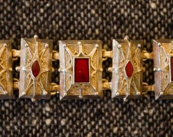 """Hip Belt - Red Enamel (MEDIUM) (42"""") HB4M Medium"""