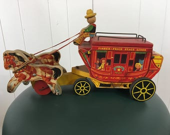 Fisher Price stage lines toy