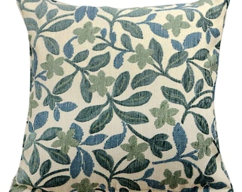 "Kravet 24148.516 Living For Today Blue Fabric 20"" Pillow cover Lumbar pillow cover"