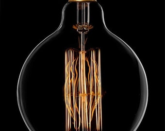 E27 125mm MEGA Edison Filament Bulb