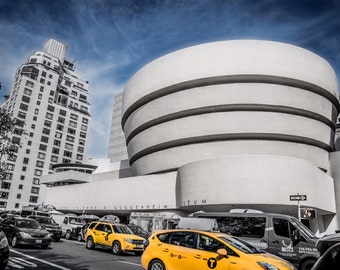 Guggenheim, New York photography, Street photography, Guggenheim museum, Guggenheim photo, New York photo, Guggenheim photo, NYC photo, NYC