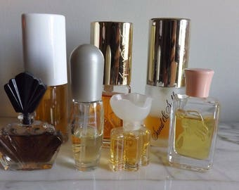 Vintage Collection of Mini Perfumes