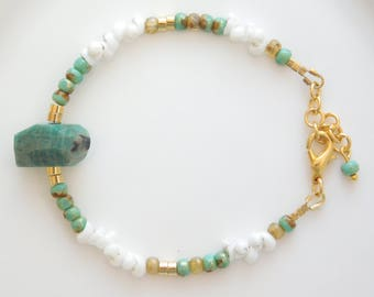 Bracelet * individualist * with Amazonite