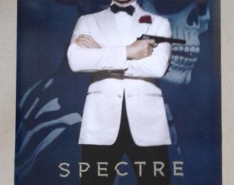 Spectre James Bond One Sheet Poster