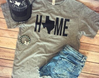 TEXAS HOME TEE - Women's shirt