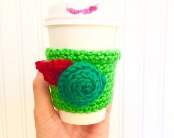 Peter Pan inspired coffee cup cosy coffee cozy mug holder disney inspired disneybound