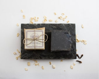 THENUS SOAP - Thieves Scent & Activated Charcoal