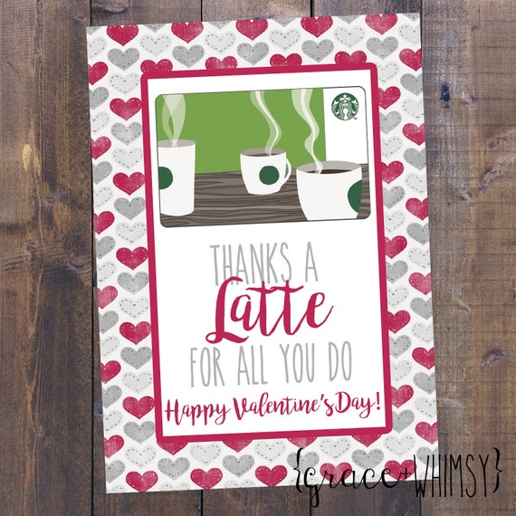 Items similar to thanks a latte for all you do Thanks for all you do gifts