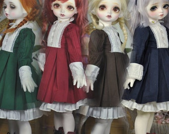 CODENOiR - Cross Dress BJD clothes msd / Slimi msd / mdd / angel philia / 1/4 BJD