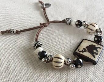 Bracelet Élephant