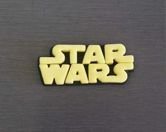 6 x Star Wars Cupcake toppers, fondant toppers, edible cupcake toppers, star wars decorations