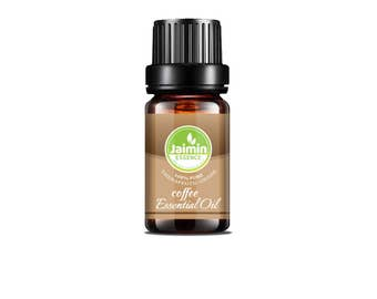 Coffee Essential Oil - Jaimin Essence - Aromatherapy Oil - Therapeutic Grade - Pure Coffee Essential Oil