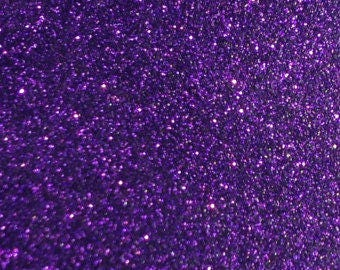 Purple Glitterflex Glitter HTV Heat Transfer Vinyl for Shirts Crafts and More!