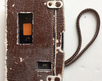 Vintage Sony Secutive Dictaphone-Portable Cassette Recorder.