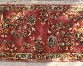 Antique European Oriental Rug - Small