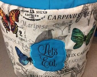 6qt Instant Pot Cover Butterflies